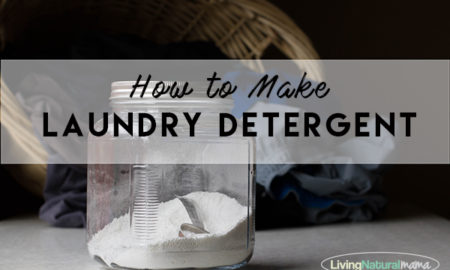 DIY Laundry Detergent Blog